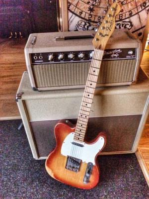 Derribo: Fender telecaster del 78