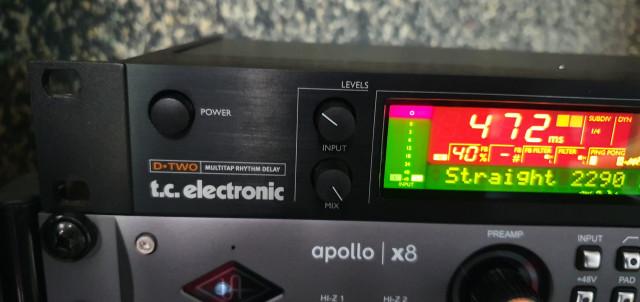 Tc electronic D two envio incluido