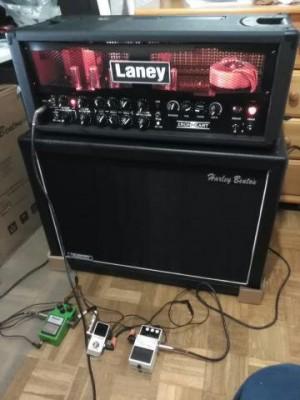 Vendo Laney Ironheart 60 por desuso
