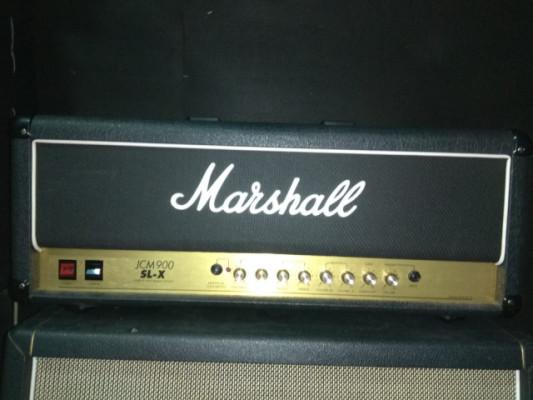 Cabezal Marschall JCM 900 SLX