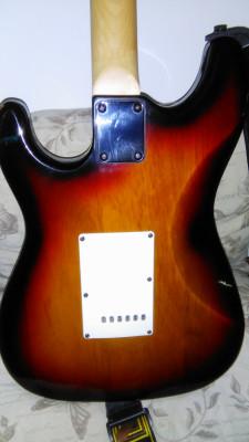 Strato (no Fender) rebajas