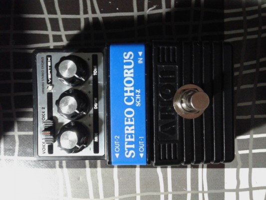 Vertex Michael Landau Stereo Chorus