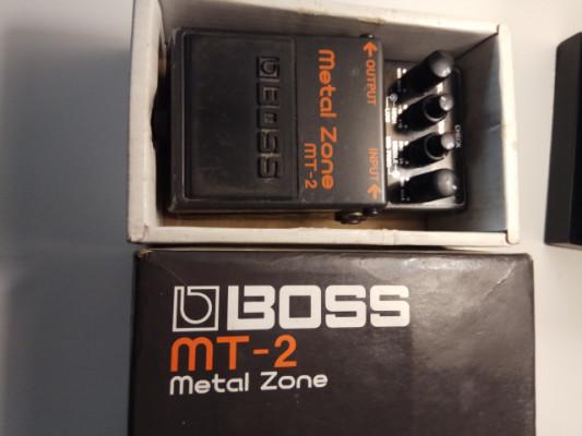 Boss Metalzone MT2
