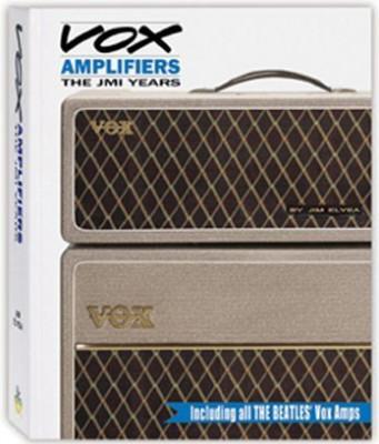 Libro Vox amplifiers. JMI years