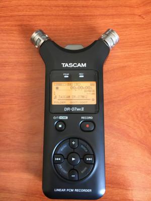 Grabadora profesional Tascam DR07-MK2