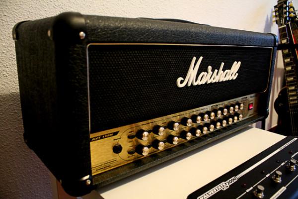 Cabezal Marshall AVT 150