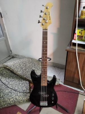 Cambio bajo escala corta HB por guitarra