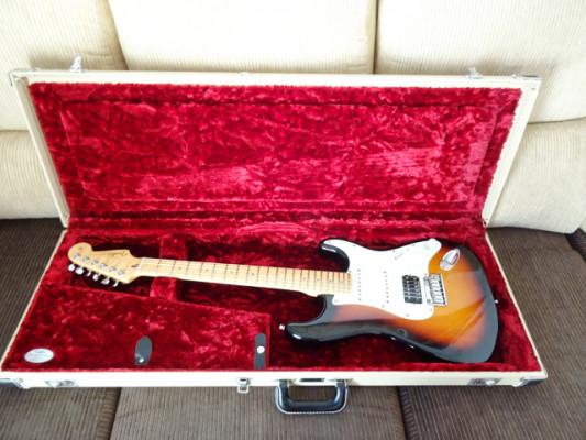 Vendo Fender custom shop custom dlx Stratocaster