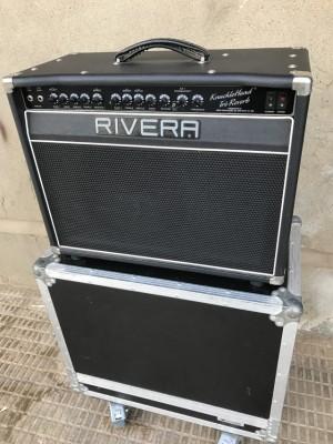Amplificador RIVERA KNUCKLEHEAD TRÉ REVERB