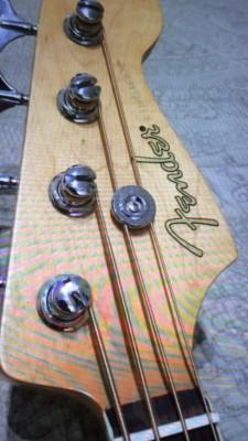 Bajo Fender  Kingman SCE