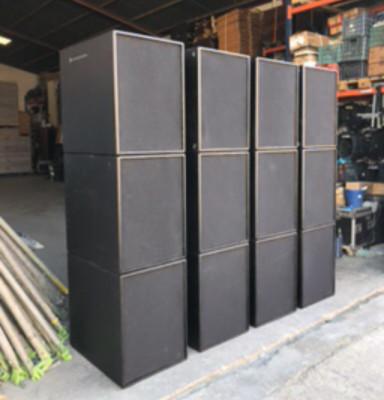 Sistema de 4000wat  HK AUDIO proyector completo y perfecto.