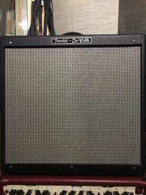 Ampli Fender Hot Rod Deville 410 - USA