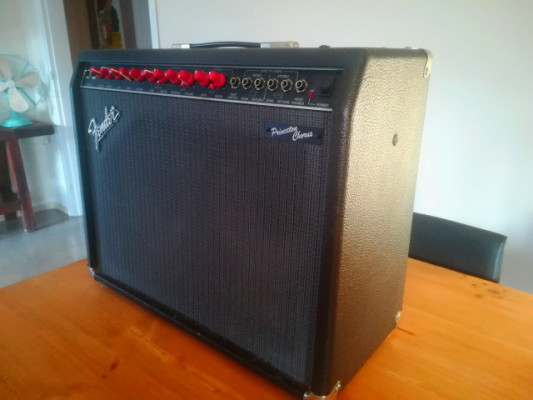 Vendo o cambio Fender Princenton Chorus