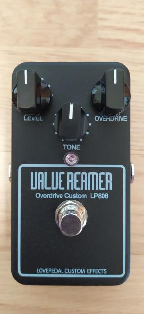 Overdrive Custom LP808 Lovepedal Valve Reamer