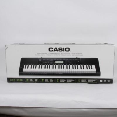 Teclado CASIO CTK-3500 a estrenar E318257
