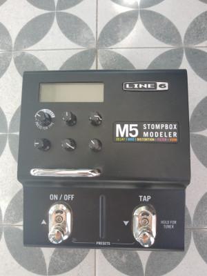 Pedal multiefectos Line 6 M5