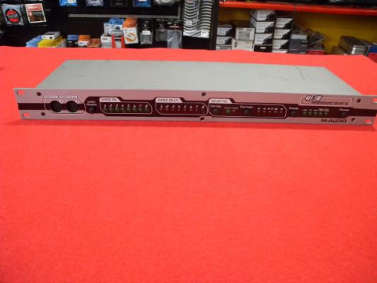 M-AUDIO USB MIDISPORT 8 X 8