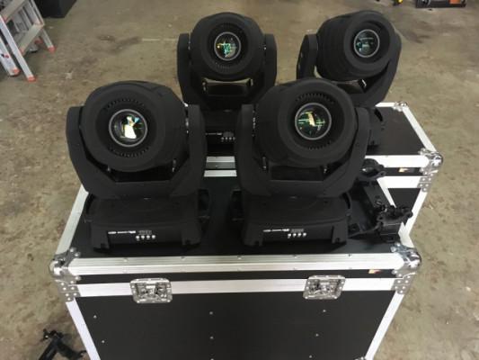 Showtec Phantom 75 Led Spot cabeza móvil
