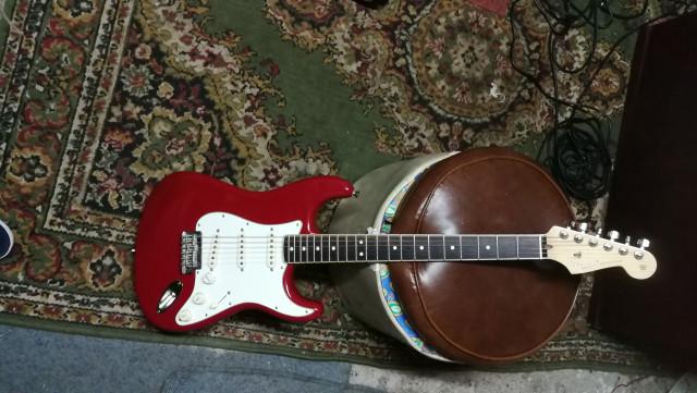Fender Stratocaster Américan Standard