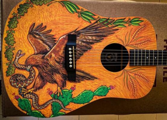 Guitarra acústica Martin
