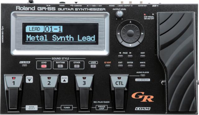 Roland GR55 - Synth para Guitarra - Casi Nuevo