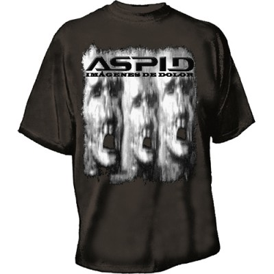 ÂSPID - Camisetas, CDs, CD+DVD...