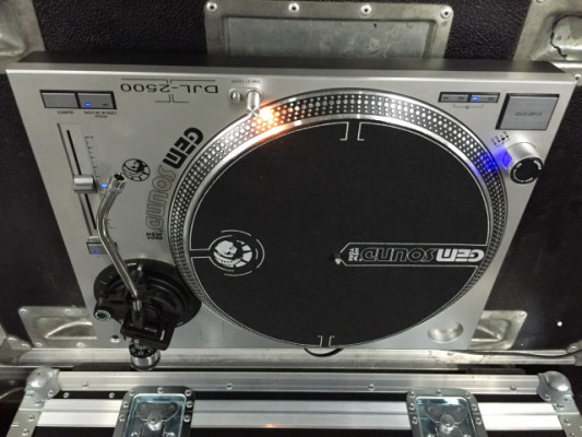 Plato Gem Sound DJL-2500 Turntable