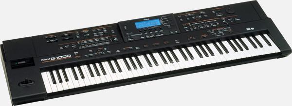 VENDO ROLAND G-1000