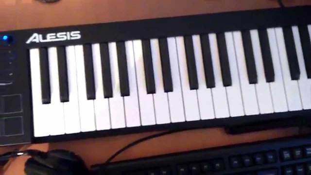 Alesis v49 teclado midi