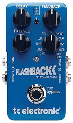Compro Tc electronic Flashback delay 1