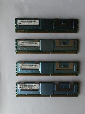 32GB MEMORIA RAM MAC PRO (8GBx4)  DDR2 PC2 667 ECC