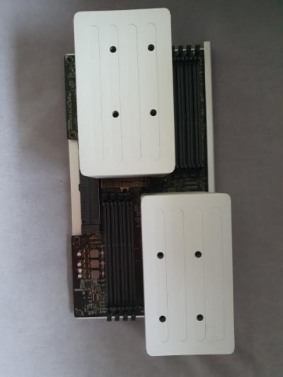 Bandeja doble procesador para Mac Pro 4.1. 12 núcleos/24 hilos 3'07 Ghz