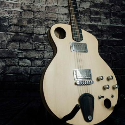 Cambio guitarra por materiales de lutheria