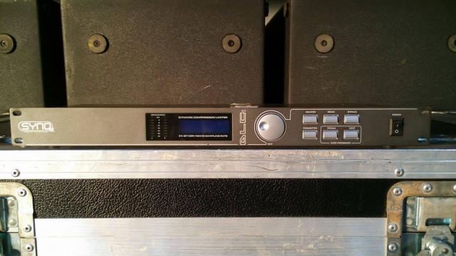 Limitador SYNQ DLC-1 Digital Limiter Compressor