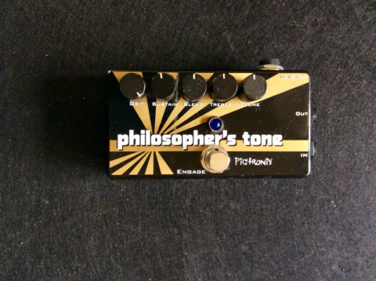 Pigtronix Philosopher's Tone (Compresor)
