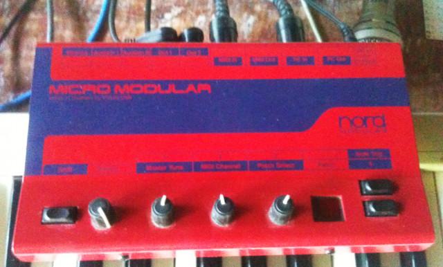 Nord Micro Modular