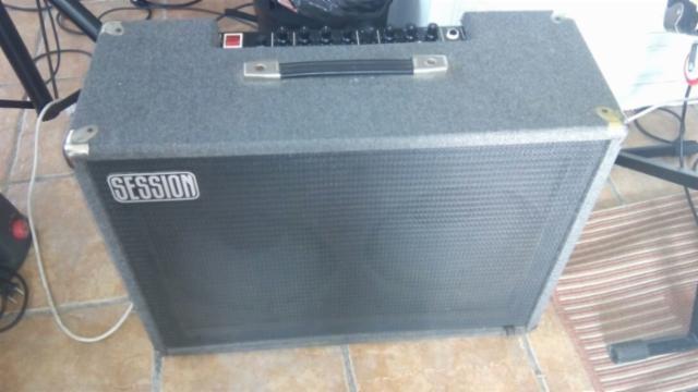 vendo altavoces y regalo Amplificador Session de los 80