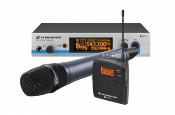 Microfono inalambrico Sennheiser EW 500-935 G3