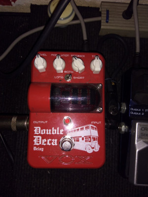 pedal Delay vox