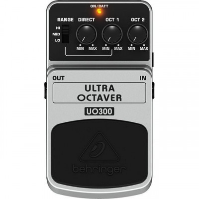 Pedal Ultra Octaver UO300