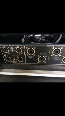Adamson Spectrix Patch Panel