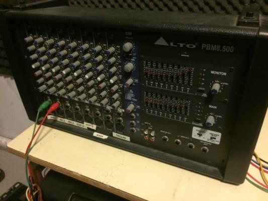 Mixer Alto PMB 8.500