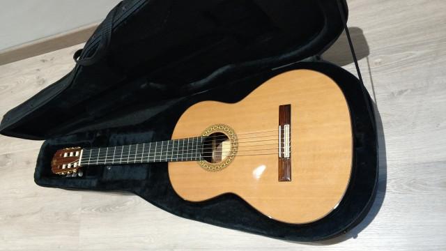 Vendo o cambio guitarra clásica Francisco Bros B20