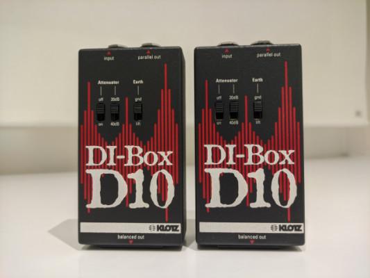 DI - Box D10