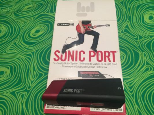 Line 6 Sonic Port (También cambios)
