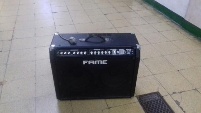 Amplificador Fame GS2-1000