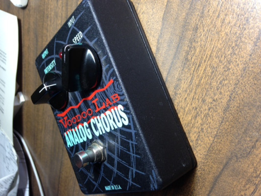 Analog Chorus Voodoo Lab