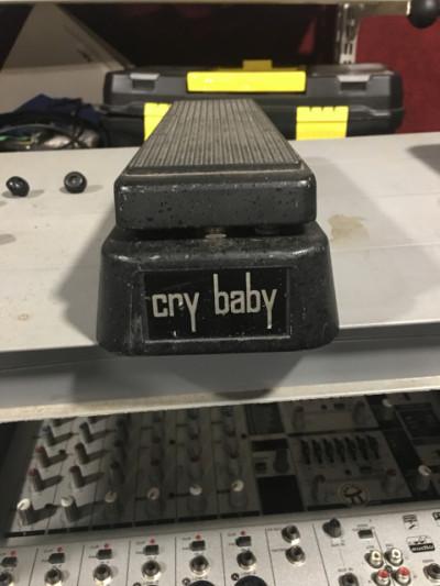 Crybaby original de los 70