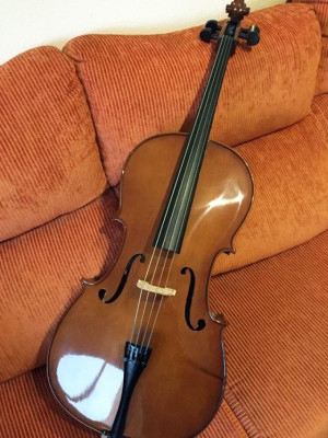 Violoncello Stentor Student II 3/4 En perfecto estado