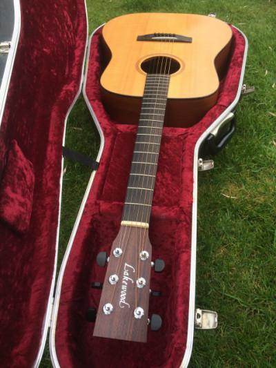 Guitarra acústica Lakewood D1